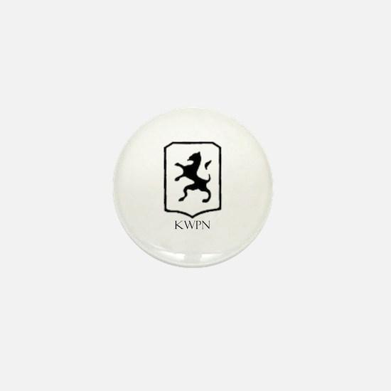 KWPN Mini Button