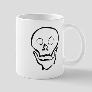 Big Jaw Skull Mugs