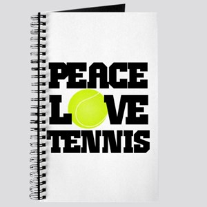 Peace, Love, Tennis Journal