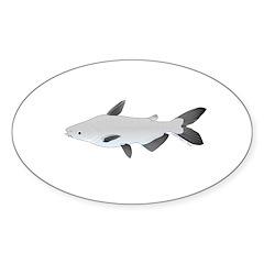 Mekong Giant Catfish Decal