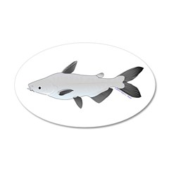 Mekong Giant Catfish Wall Decal