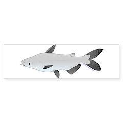 Mekong Giant Catfish Bumper Bumper Sticker