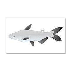 Mekong Giant Catfish Car Magnet 20 x 12