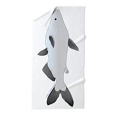 Mekong Giant Catfish Beach Towel