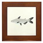 Mekong Giant Catfish Framed Tile