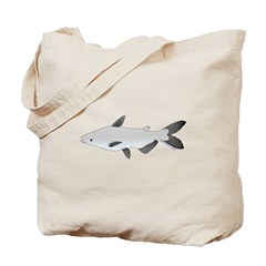 Mekong Giant Catfish c Tote Bag
