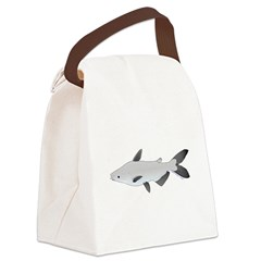 Mekong Giant Catfish c Canvas Lunch Bag