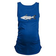 Mekong Giant Catfish c Maternity Tank Top