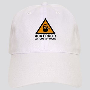 404 Error : Costume Not Found Cap