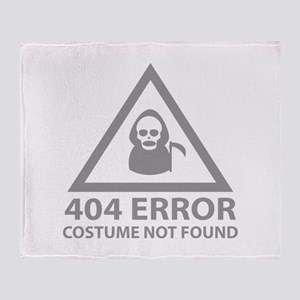 404 Error : Costume Not Found Stadium Blanket