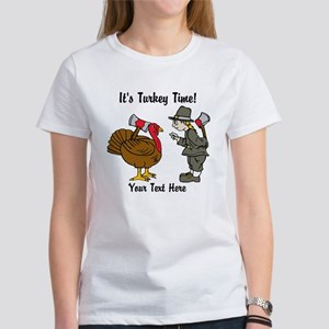 Funny Thanksgiving Women's T-Shirt