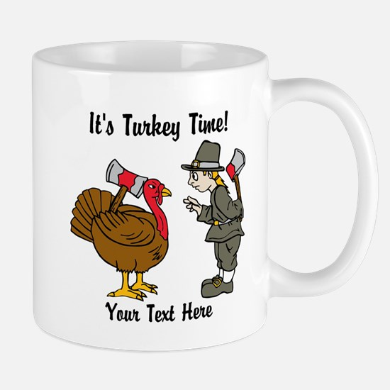 Funny Thanksgiving Mug