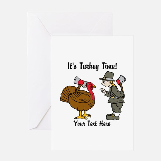 Funny Thanksgiving Greeting Card