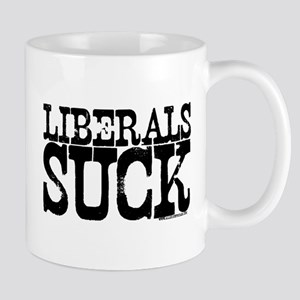 Liberals Suck Mug
