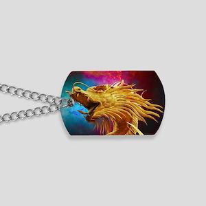 Golden Dragon Dog Tags