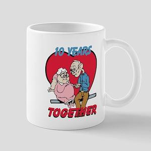 Custom Funny Anniversary Mug