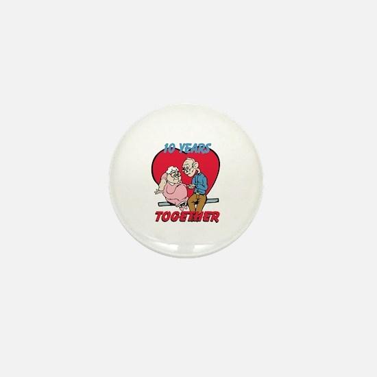 Custom Funny Anniversary Mini Button