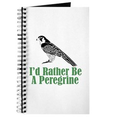 Rather Be A Peregrine Journal