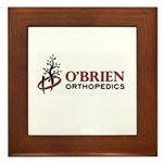 O'Brien Orthopedics Framed Tile