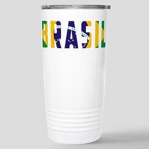 Brasil-Brazil Flag Mugs