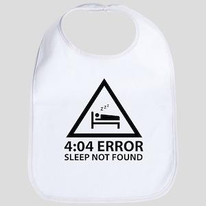 4:04 Error Sleep Not Found Bib