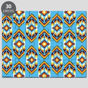 Native American Design Wind Puzzle