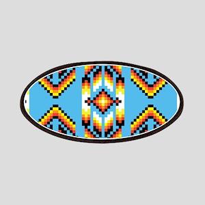 Native American Design Wind Patches