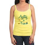 Agility is Fun Jr. Spaghetti Tank