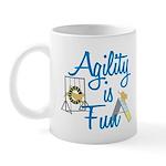 Agility is Fun Mug