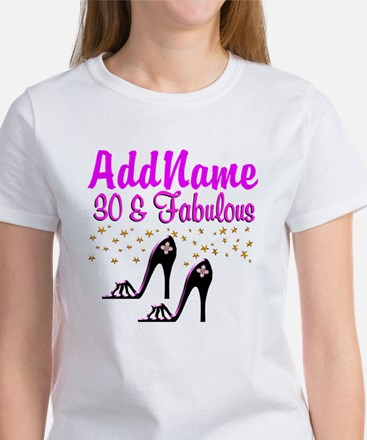 30TH HIGH HEEL Women's T-Shirt