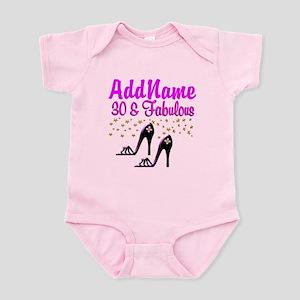 30TH HIGH HEEL Infant Bodysuit