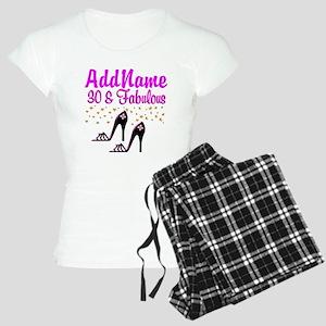 30TH HIGH HEEL Women's Light Pajamas