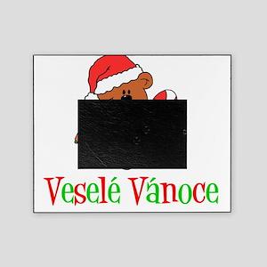 Vesele Vanoce Czech Baby Picture Frame
