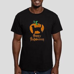 CALICO CAT Happy Halloween T-Shirt