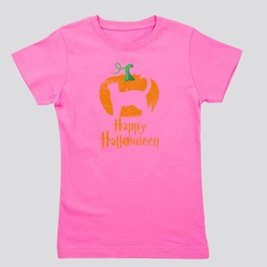 CALICO CAT Happy Halloween T-Shirt