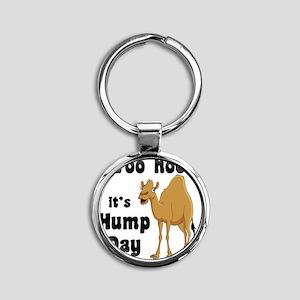 Hump Day Round Keychain