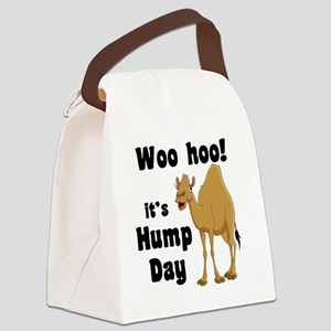 Hump Day Canvas Lunch Bag