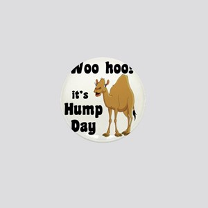 Hump Day Mini Button