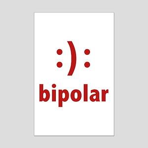 Bipolar Mini Poster Print