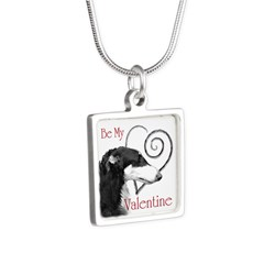 Borzoi Valentine Necklaces