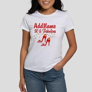 30TH STILETTO Women's T-Shirt