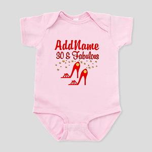 30TH STILETTO Infant Bodysuit