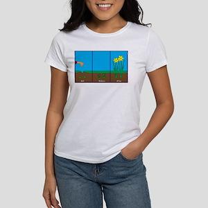 Ask, Believe, Allow Women's T-Shirt