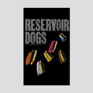 Reservoir Dogs Bullet Sticker