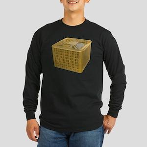 Golden AC Long Sleeve Dark T-Shirt