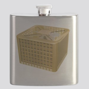 Golden AC Flask