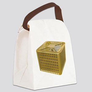 Golden AC Canvas Lunch Bag