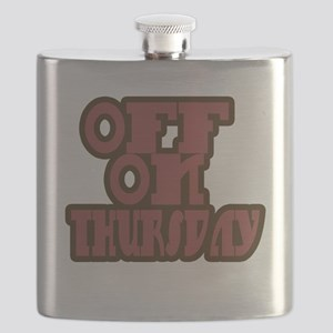 Off on thursday Flask