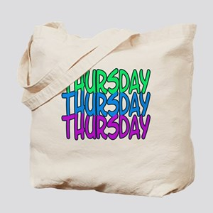 thursday Tote Bag