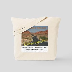 ORR Canyon Carving Tote Bag